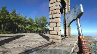 ARK Survival Evolved Одиночка 17 - Строительная