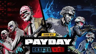 PAYDAY PARA AINDROID PAYDAY - CRIME WAR PRÉ-REGISTRO