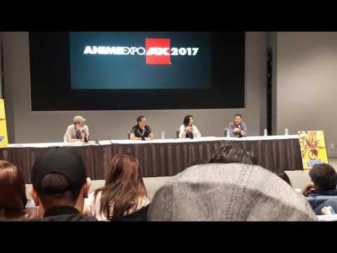 Anime expo 2017 Digimon Q&A Panel