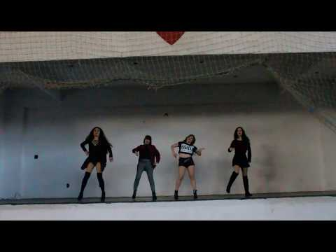 [#1 MiniContest K-POP RS] KISS & CRY 'Domino Game' dance cover by BLACK SWAN