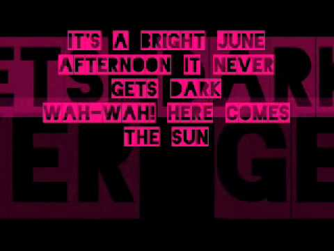 Roxette - June Afternoon (lyrics) fan video mp3