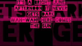 Roxette - June Afternoon (lyrics) fan video