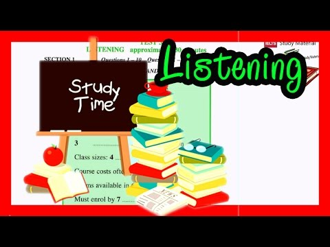 ielts academic listening practice test with answers pdf