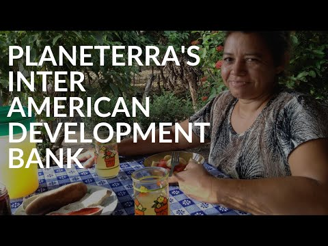 Planeterra  Inter American Development Bank HD