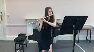 Telemann Fantasia No.1