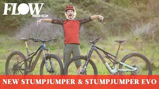 REVIEW | The NEW 2021 Specialized Stumpjumper vs Stumpjumper EVO - Ridden, Rated & Compared