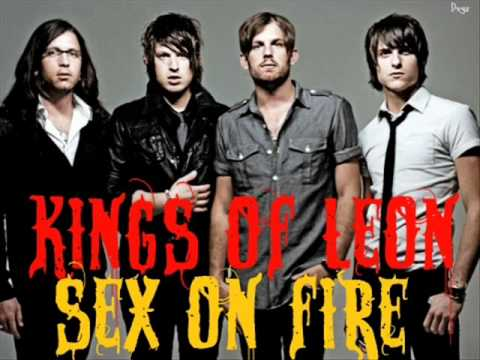 Kings of leon sex on fie commit