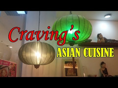 Cravings Southeast Asian Cuisine