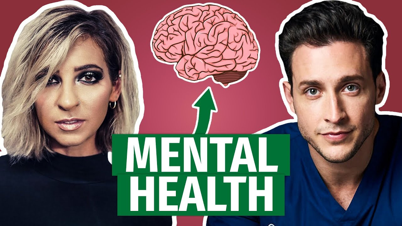 Mental Health: A Conversation (ft. Gabbie Hanna) | Doctor Mike