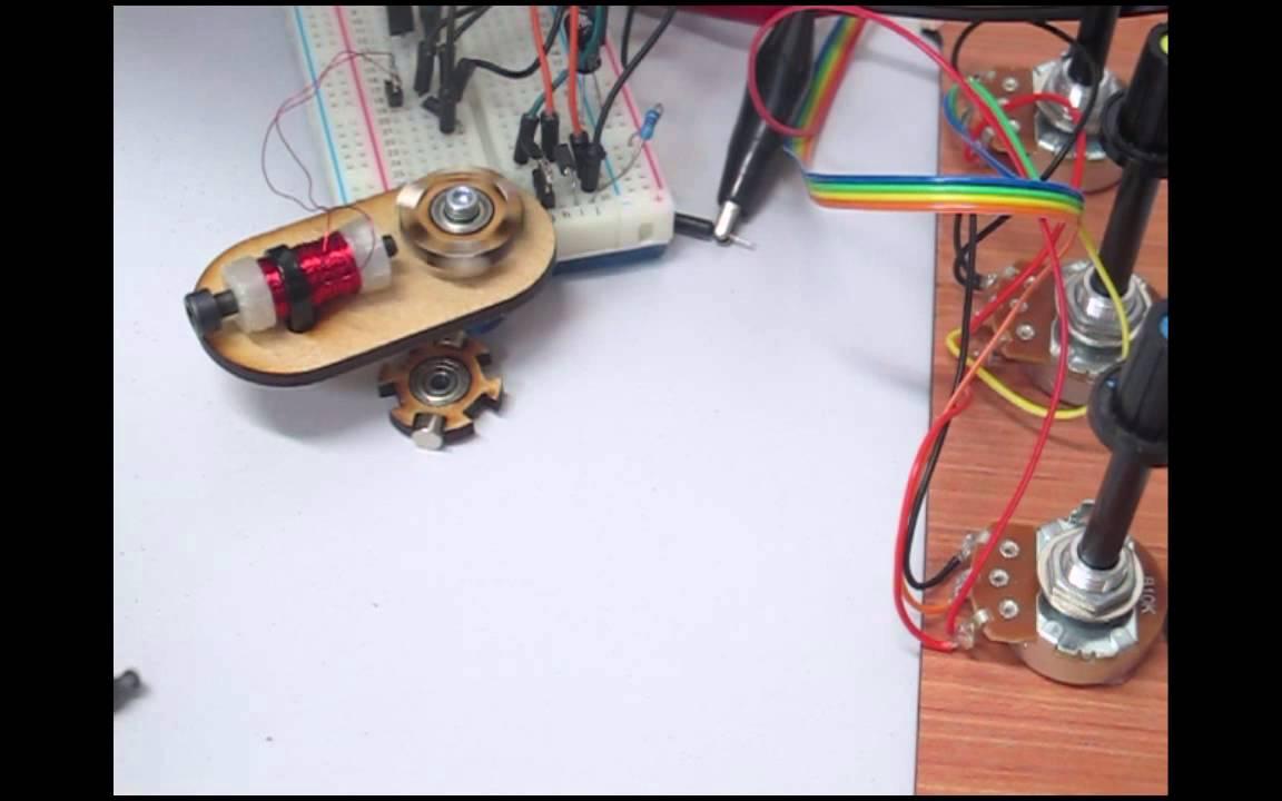 Build a simple brushless motor – Matt Venn