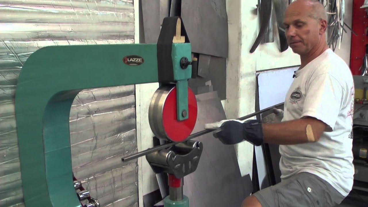 English Wheel Accessory For Bending Tubing Youtube