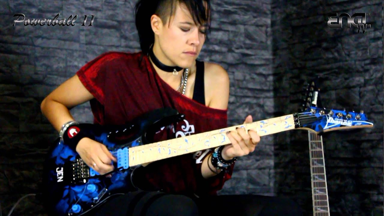 ENGL TV Powerball 2 Demo No3 By Jen Majura YouTube