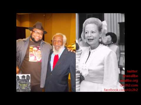 Baba Dick Gregory On The UNsolved Kidnapping & Mysterious Death Of Martha Beall Mitchell