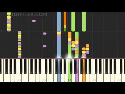 Tour De France / Kraftwerk (MIDI TUTORIAL)