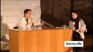 """СТЭМ Команда КВН """"Два с половиной человека"""". СТЭМ. Первый полуфинал """"КаВуН-2013"""""""