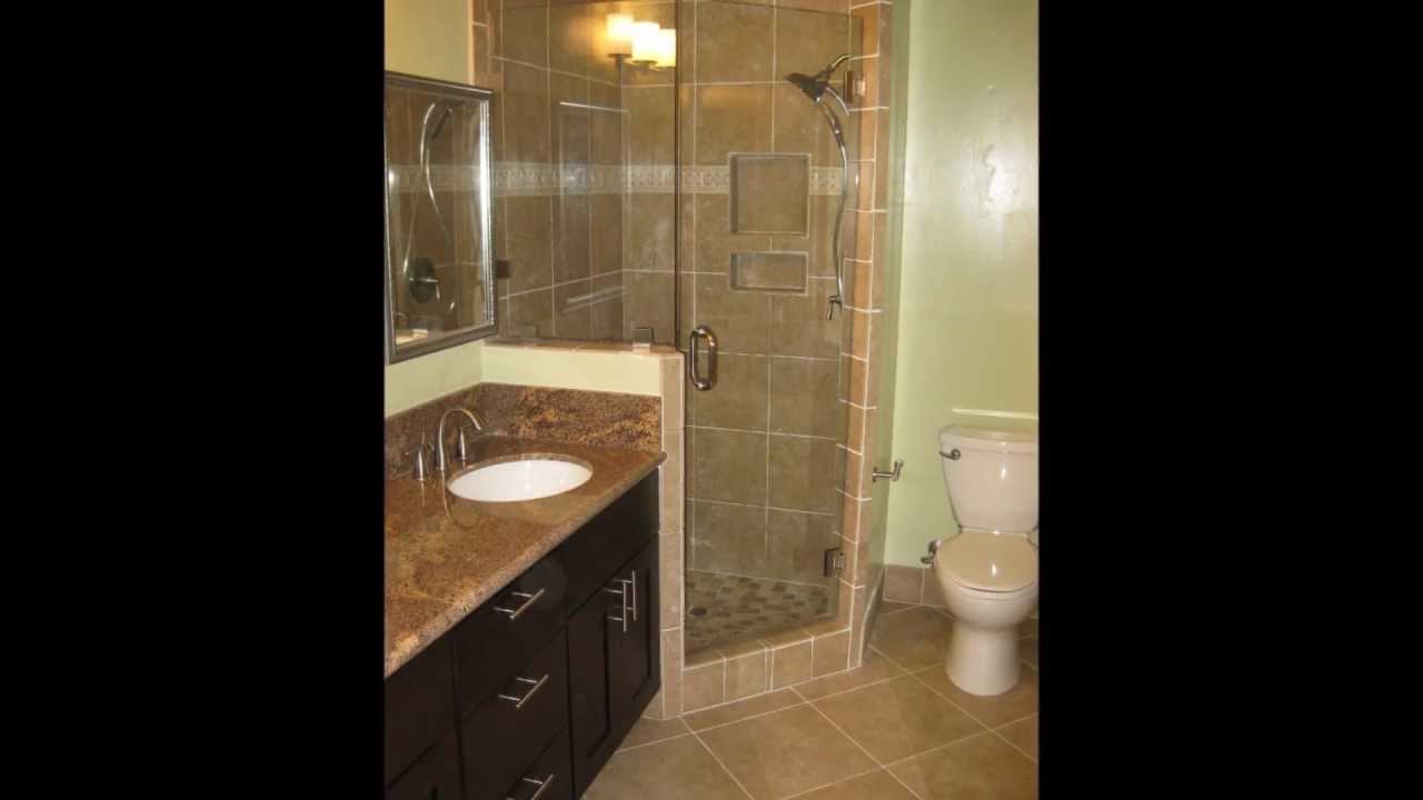 Complete Shower U0026 Bath Floor Remodel Using KBRS ShowerSlope   YouTube