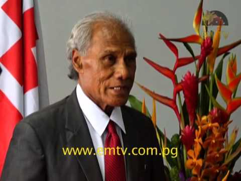 Papua New Guinea to Assist Tonga in Hosting 2019 Pacific Games