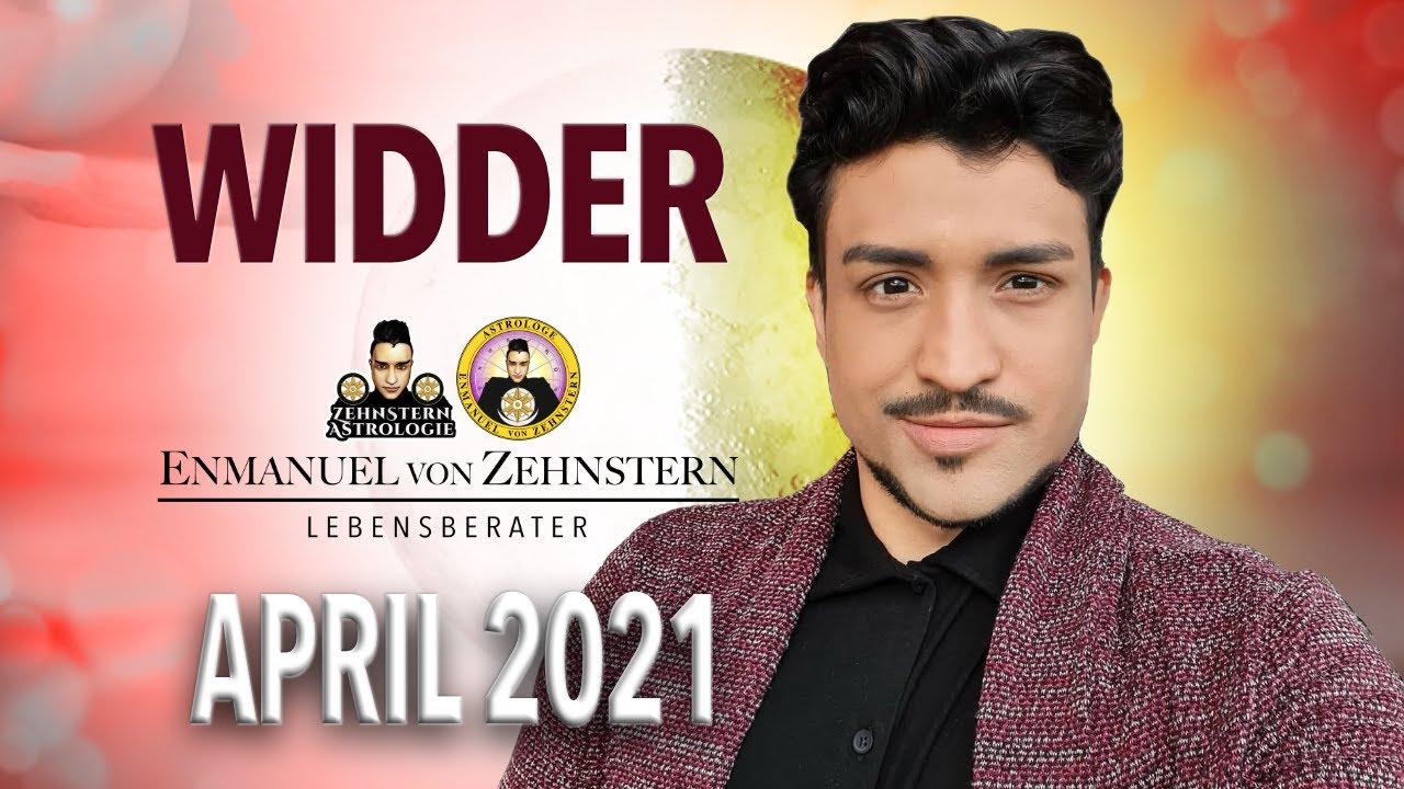 Allgemeine Monatsprognosen für April 2021