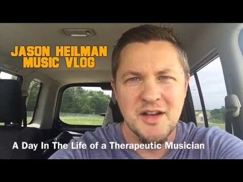 A Day In The Life of a Therapeutic Musician