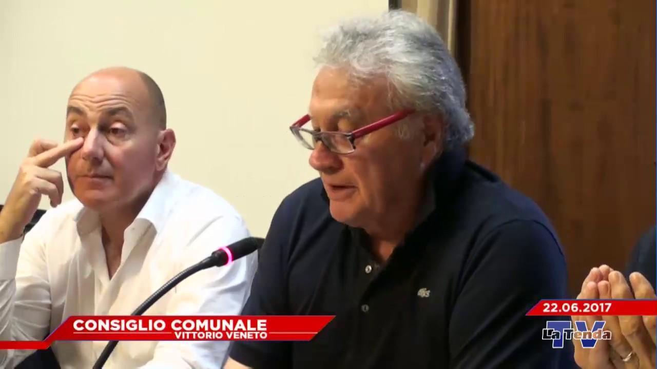 CONSIGLIO COMUNALE VITTORIO VENETO - Seduta del 22.06.2017
