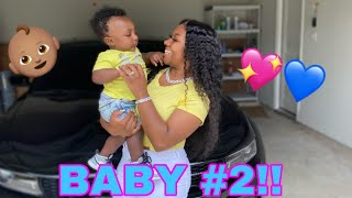 WE'VE DECIDED TO HAVE ANOTHER BABY!!!! (EMOTIONAL)