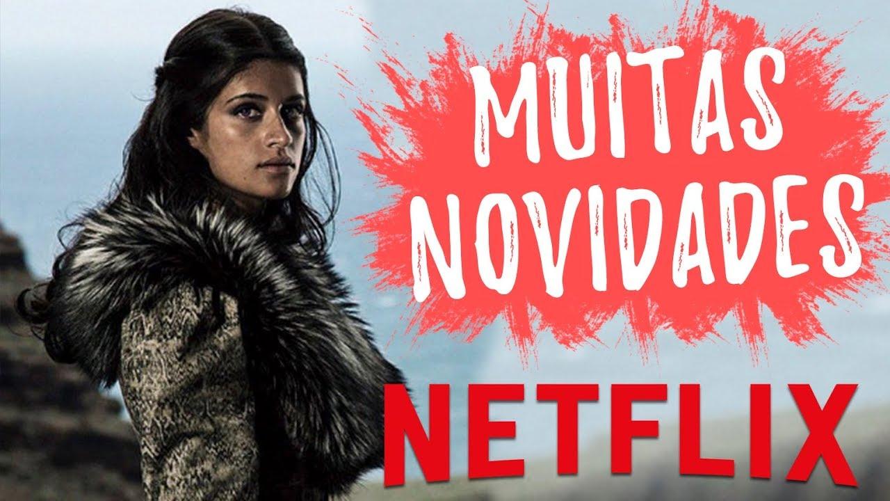 Download MUITAS NOVIDADES E VAZAMENTOS DA SÉRIE DE THE WITCHER DA NETFLIX!