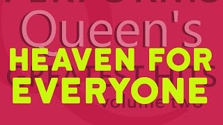 Heaven For Everyone - Queen [tribute cover by Molotov Cocktail Piano]