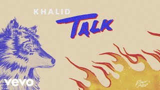 Cover images Khalid - Talk (Audio)