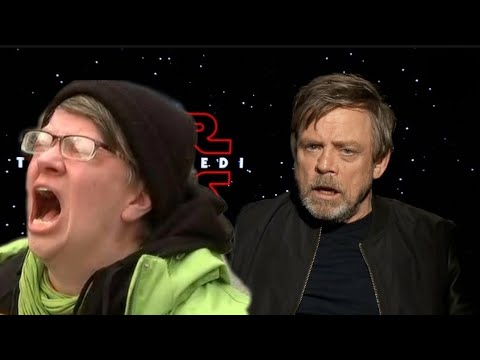 SJW Mob Forces Mark Hamill To Apologize For His Opinion On Star Wars