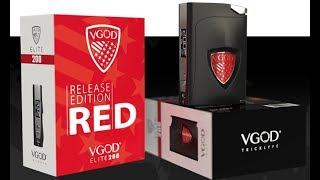 FIRST LOOK: VGOD ELITE 200 BOX MOD | Serialized Release Edition thumbnail