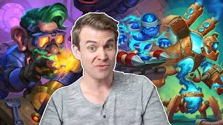 (Hearthstone) Mech Paladin Takes On Lackey Rogue and Conjurer Mage