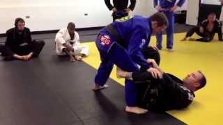 5 Rings BJJ seminar | Grip Breaks and Guard Passing | Performance Martial Arts