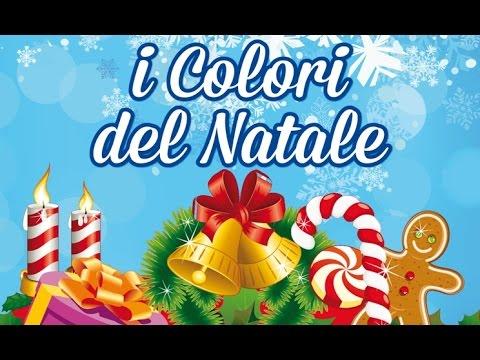 Canzoni Del Natale.Buon Natale I Colori Del Natale Canzoni Per Bambini Di Mela Music