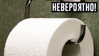 Так одним рулоном туалетной бумаги можно пользоваться дольше женщину признали гением за ее лайфхак