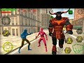 Flash Hero Crime City Rescue | Super Flash Speedster hero superhero Flash Games - Android GamePlay