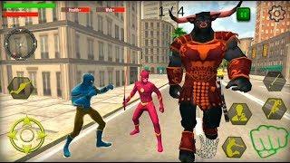 Flash Hero Crime Cİty Rescue   Super Flash Speedster hero superhero Flash Games - Android GamePlay