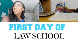 Law School Vlog. 1 | FIRST DAY OF SCHOOL(, 2016-08-17T15:03:44.000Z)