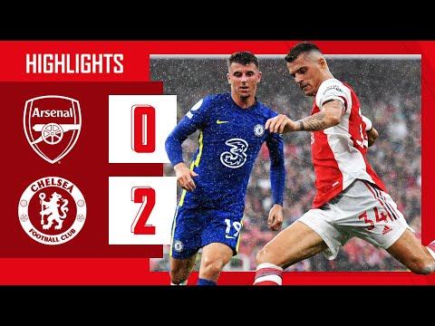 HIGHLIGHTS |  Arsenal vs Chelsea (0-2) |  Lukaku, James