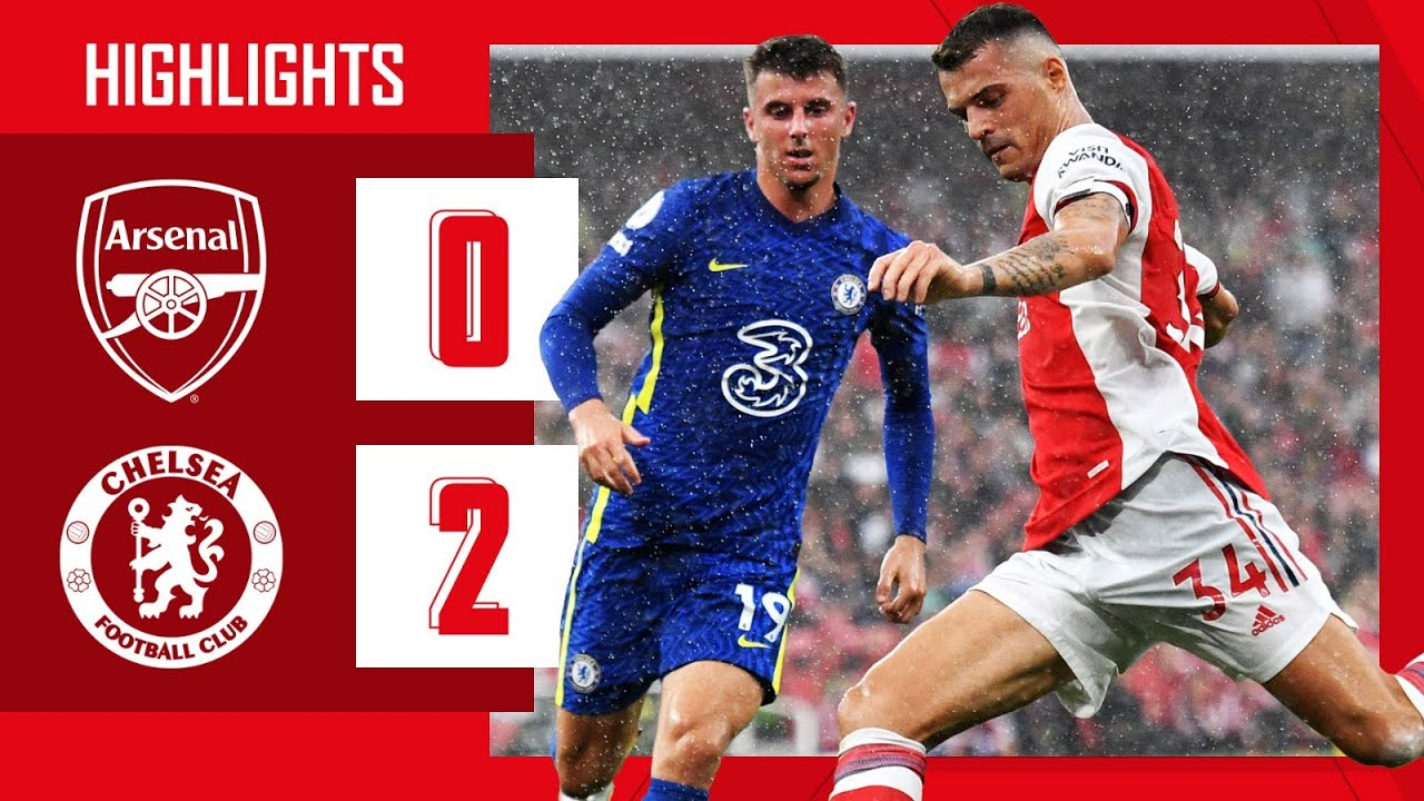 Download HIGHLIGHTS | Arsenal vs Chelsea (0-2) | Lukaku, James