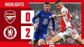 HIGHLIGHTS   Arsenal vs Chelsea (0-2)