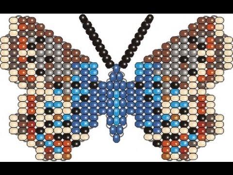 Бисерная Бабочка
