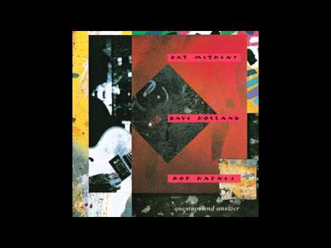 Pat Metheny & Dave Holland - Question and Answer