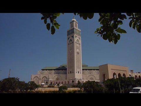 Marokko part 1: Marrakech - Casablanca - Rabat