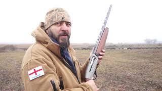 """Фрагменты видео """"Обучение #деревянного  стрельбе из МР-155 Проффи"""""""