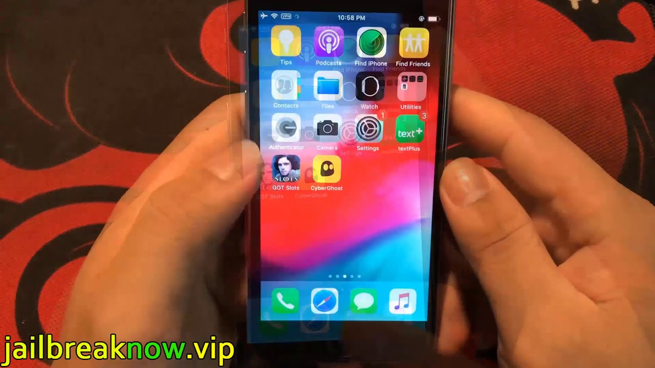 iOS 12 Jailbreak - How to Jailbreak iOS 12 3 1 / Jailbreak iOS 12 3 1 (2019)