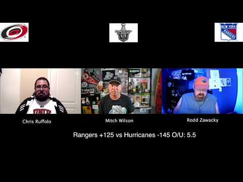 New York Rangers vs Carolina Hurricanes 8/4/20 NHL Pick and Prediction Stanley Cup Playoffs