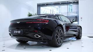 DB11 Ultramarine Black