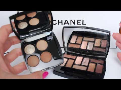 6eccc0b686 Chanel Les Beiges vs Cruise Lumieres Naturelles | Comparison ...