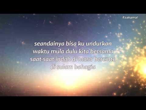 (Lirik) Syafiq Farhain -Sayang Maafkan Aku