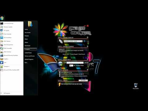LinuxLive USB Creator: Portable Linux
